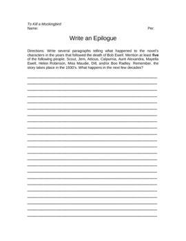 A new beginning essay
