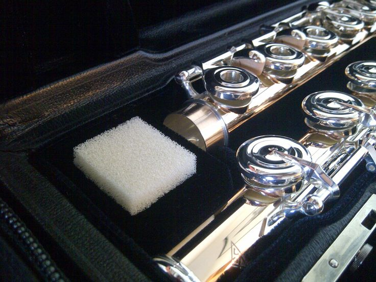 Looking to keep your flute shiny and tarnishfree? We have