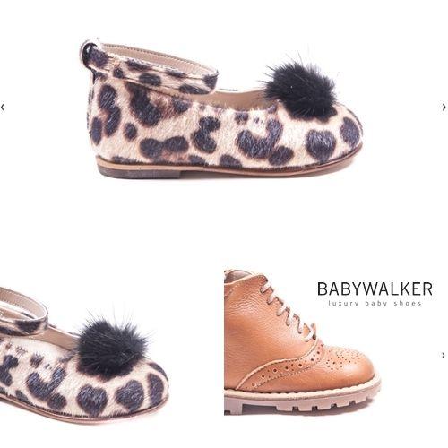 BABYWALKER luxury shoes