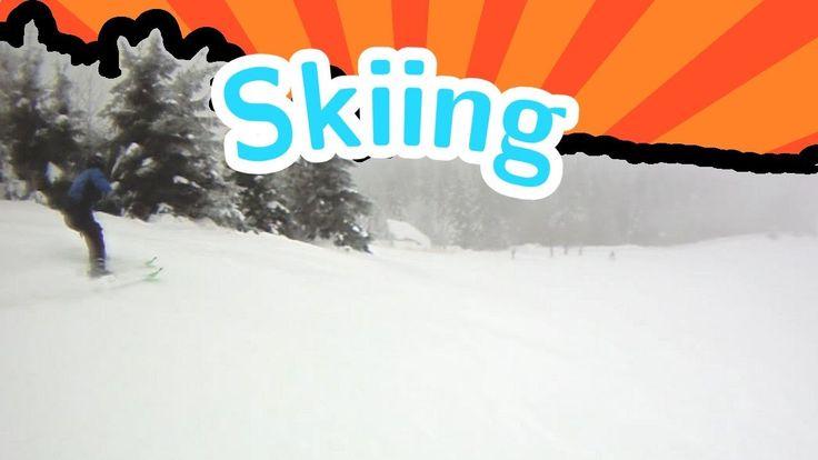 Ski resort at Sonnenberg