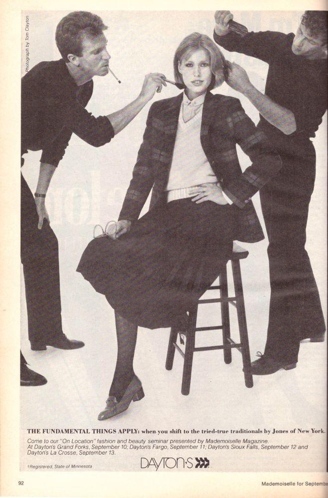 1980 Dayton s Department Store Retro Print Advertisement Magazine Ad Vintage 80s | eBay