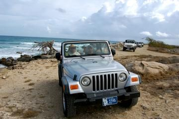 Leave your comfy hotel behind and join us on this shorter version of an off-road adventure. Ideal for those who want to discover some of Aruba's wild side without spending a full day on tour. Be your own driver in a four wheel drive jeep, which will show you the highlights of this beautiful island. View more tour in Aruba at: http://ow.ly/UOkc6