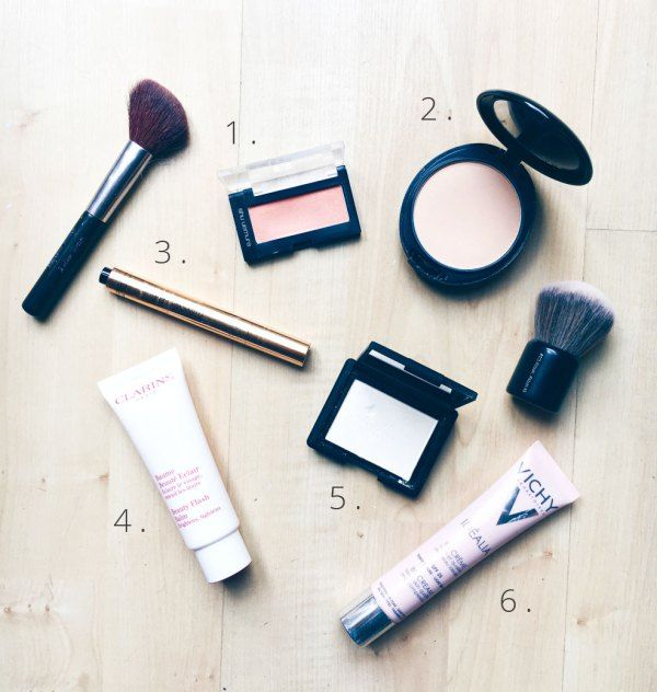 #makeup #vichy #shuuemura #nars #makeupessentials