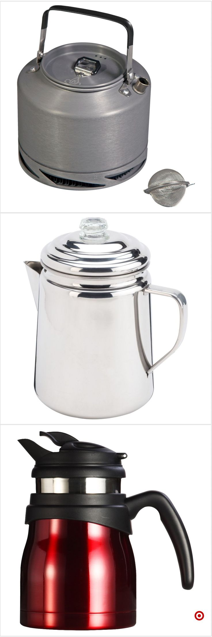 Shop Target for camping coffee maker you will love at