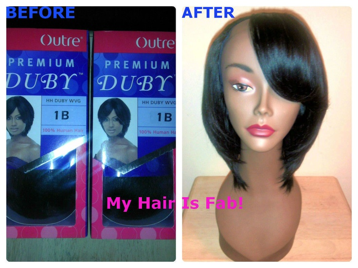 82 best full weaves wigs images on pinterest black braids and specs outre premium duby hair 2 pmusecretfo Choice Image