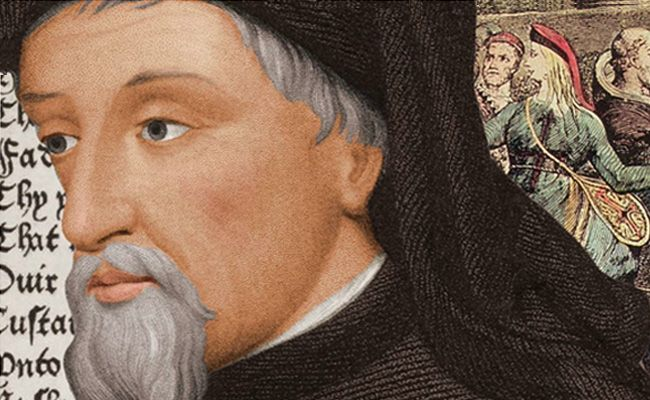 Paul Strohm's Chaucer's Tale tells how #Chaucer's fall from political favor in London elevated his literary ambitions in rural retreat.