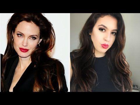 Makeup Tutorial Angelina Jolie Inspired - VideoTrucco