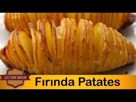 Fırında Patates Tarifi - YouTube
