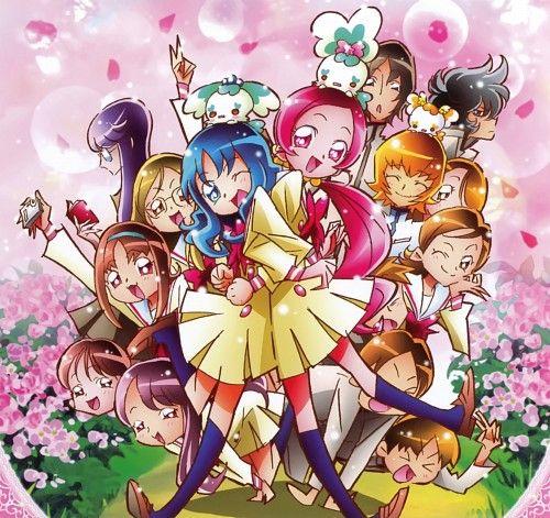 Toei Animation, HeartCatch Precure!, Yoshihiko Umakoshi Toei