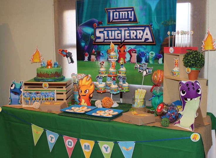 Magical Energy in Slugterra | CatchMyParty.com