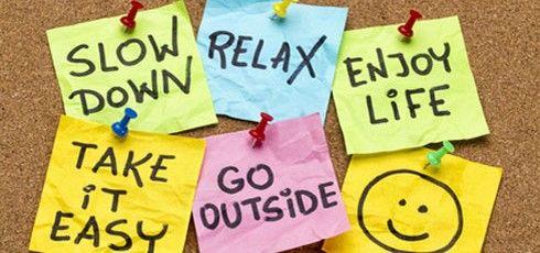 #Slowlife #Organisation S'organiser, déléguer, lâcher prise ! Un article sur le blog http://organizen.fr/blog/
