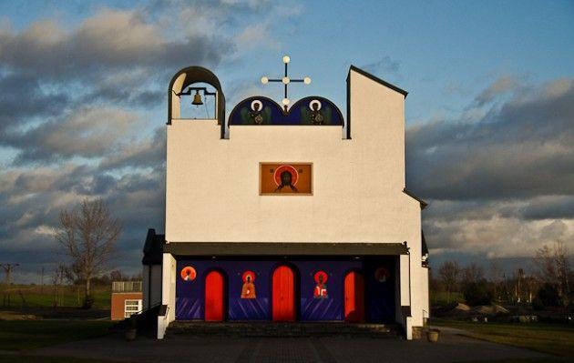 Cerkiew, Biały Bór