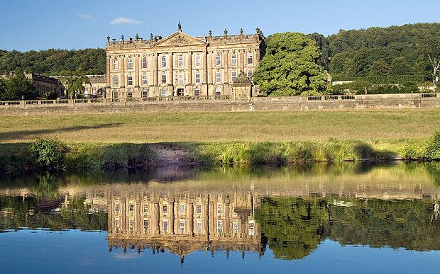 Britain's best stately homes - Telegraph
