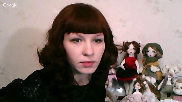 Мастер класс шитье куклы. Ирина Ниминущая