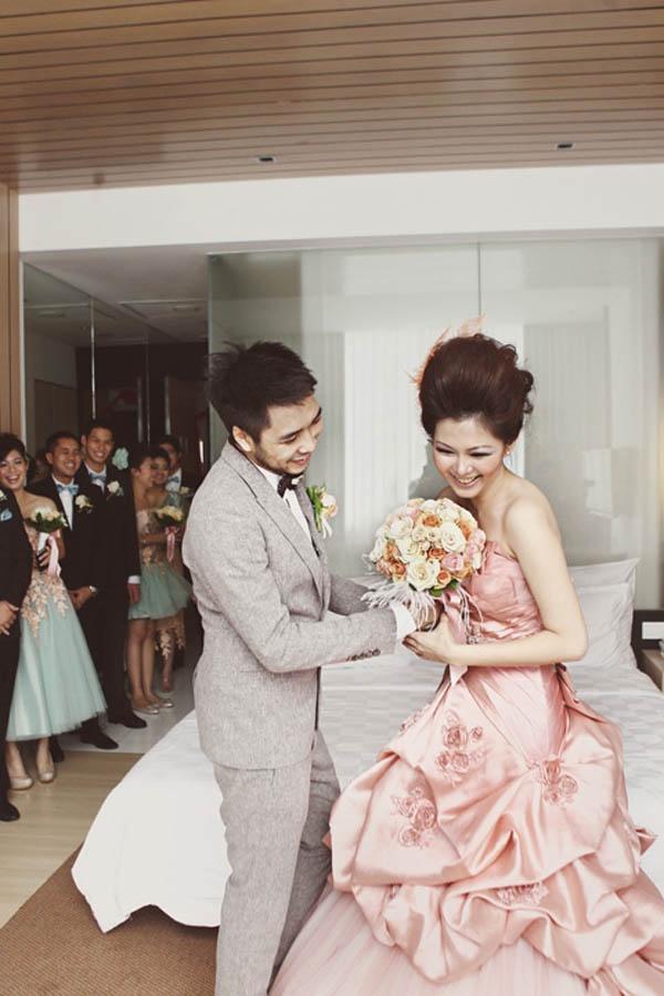 An 18th Century & Marie Antoniette Inspired Indonesian Wedding: Cindy & Sebastian