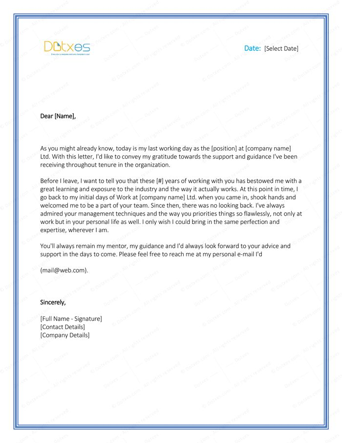 Best 25+ Farewell letter to boss ideas on Pinterest Goodbye - appreciation letters pdf