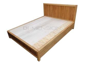 Buy Now. Special Offer: HK$14880. Price: HK$23800Material: Salvaged Elm wood (raw finish). Description: Exclusively designed by Di-mension Living. Sunnyside bed does not include mattress.. Dimensions: 157cm x 211cm x 85cm (L x D x H) - For Queen Size Mattress. *A variety of sizes, color and finishes are available. We can even custom made your prefer size fit perfectly with your home. Please check with customer service staff for information.. Daily Care:. Any stain should be removed…