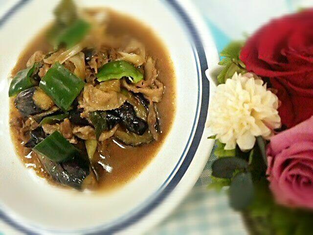 食べてみそフェア11日目d=(^o^)=b - 35件のもぐもぐ - 豚バラなす by houzantei
