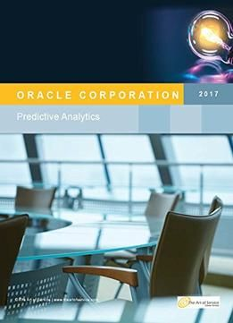 Oracle Corporation Predictive Analytics Report PDF