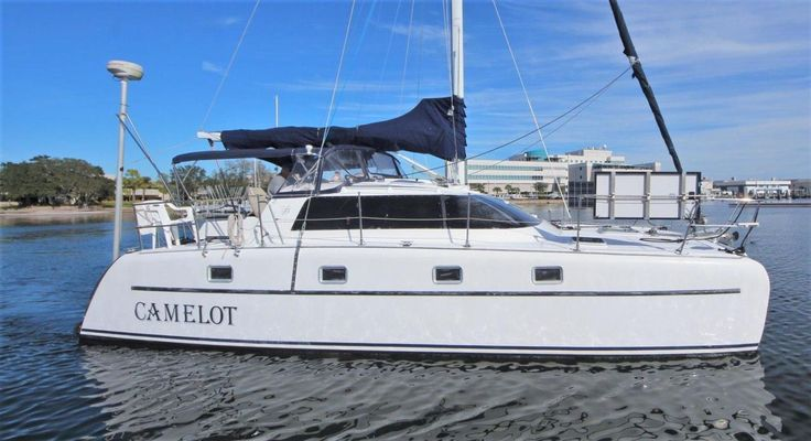 1998 35' New Endeavour Catamaran Victory Catamaran Sailboat For Sale - $110,000 - United States. See boat pictures, videos, and detailed specs.
