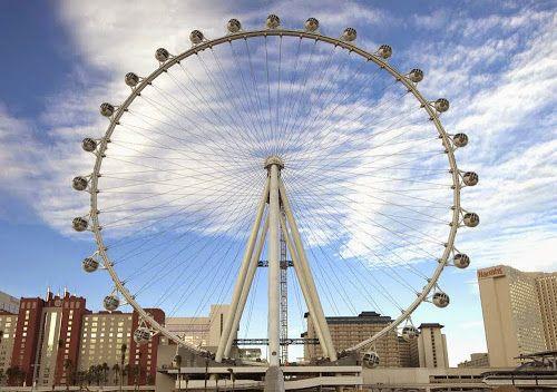 Gigantes do Mundo: Maior roda gigante do mundo