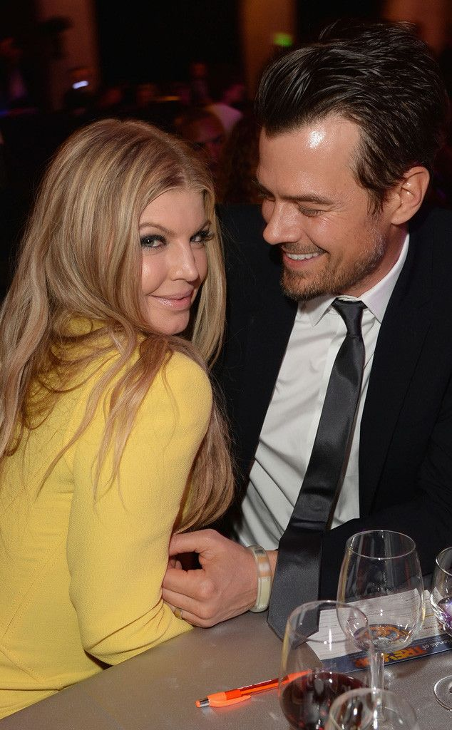 Fergie and Josh Duhamel <3