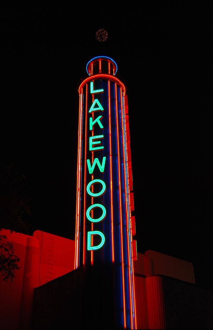 photo by StormulaOne Lakewood Theater, Dallas, TX