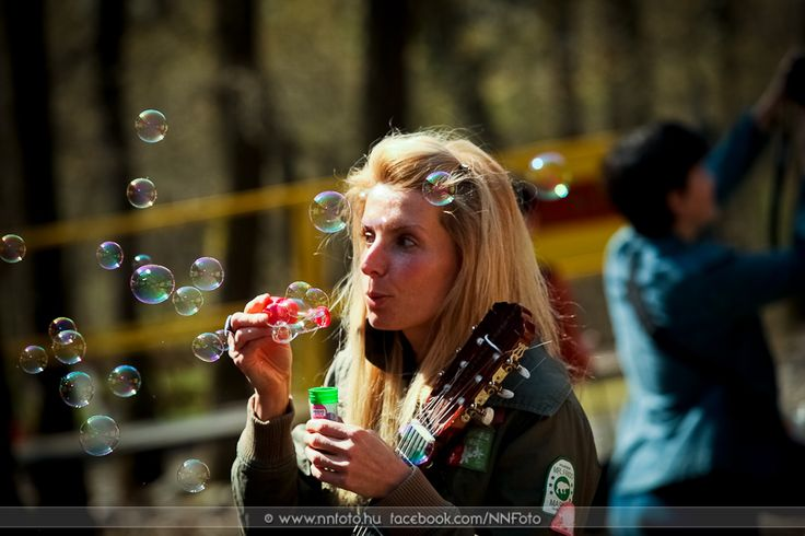 Dúdolda - buborékok a szélben