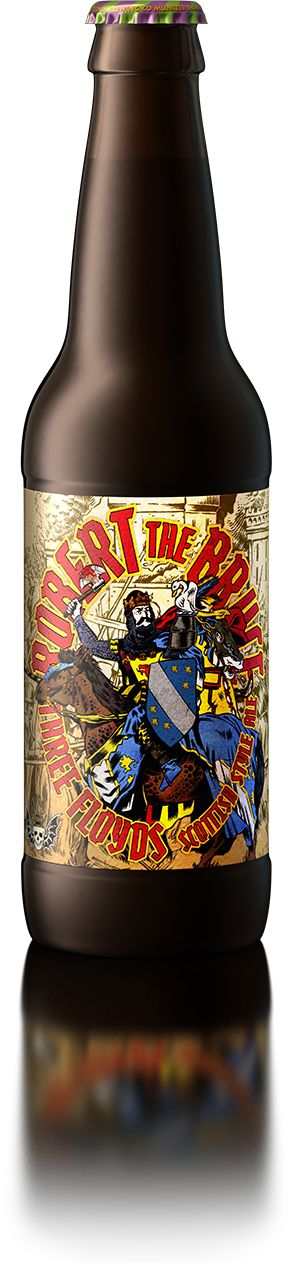 3 Floyd's Robert the Bruce Scottish style ale