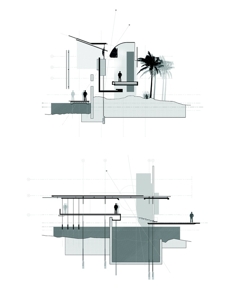 Drift*   Univ. Of South Florida School Of Architecture. Masters Of  Architecture. Spatial Model Study. Derekpirozzi.com | Pinterest | Florida  Schools And ...