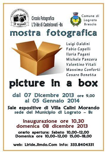 mostra picture in a box a Lograto http://www.panesalamina.com/2013/20223-mostra-fotografica-a-lograto.html
