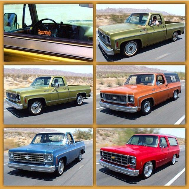 Salem Chevrolet: 273 Best Images About 73-87 GM Trucks On Pinterest