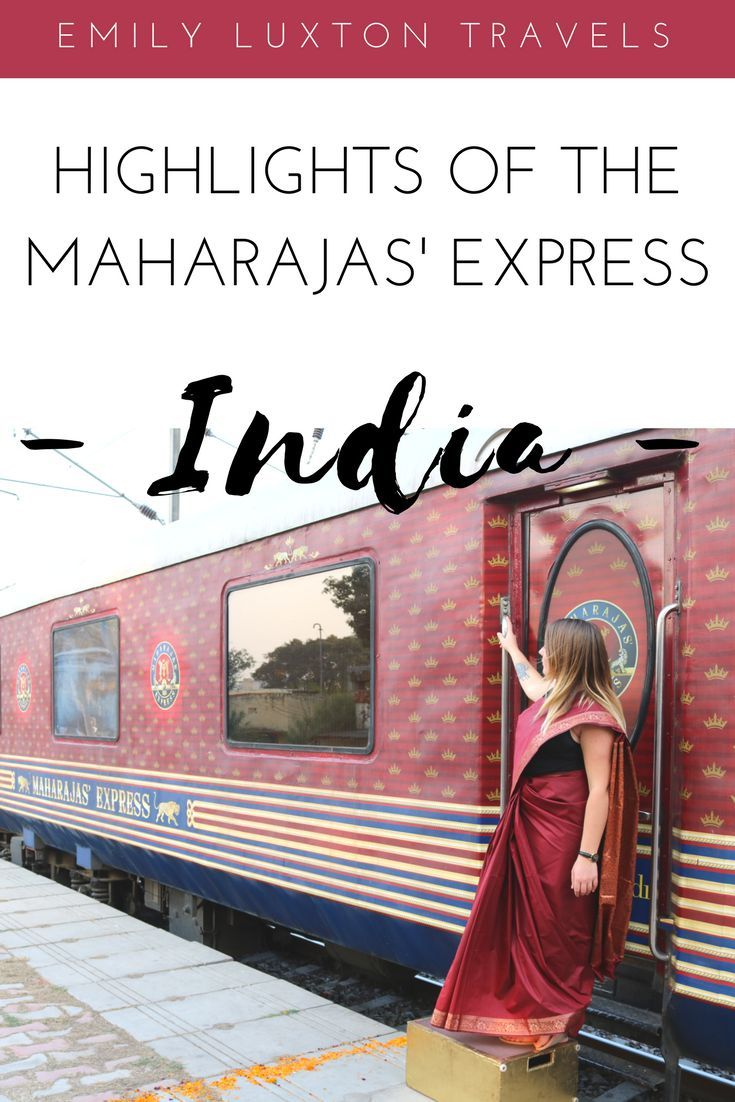 Maharajas' Express Highlights - What Life is Like on an