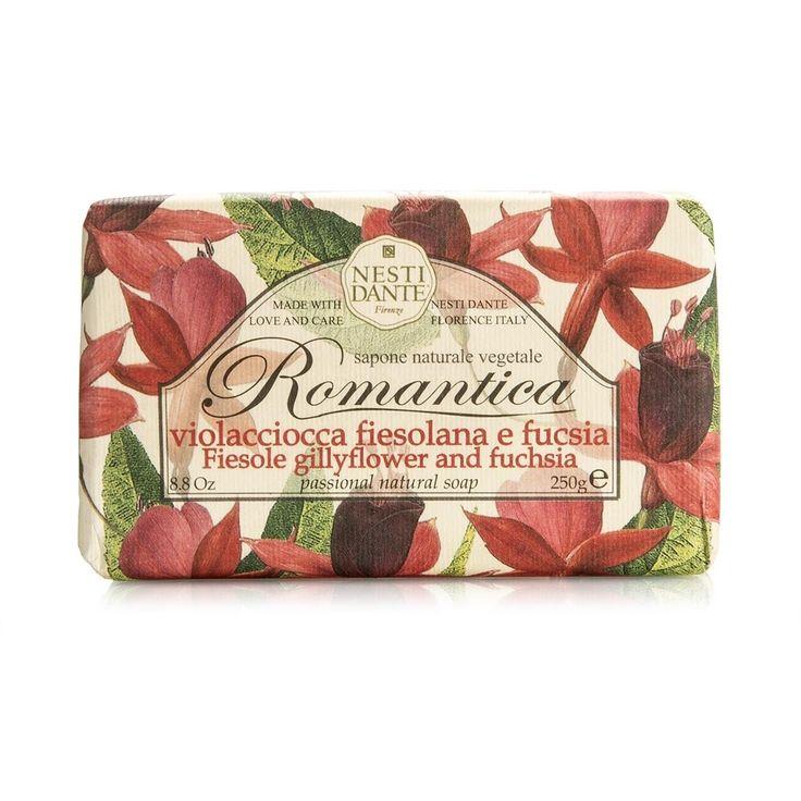 Nesti Dante Gilly Flower Soap