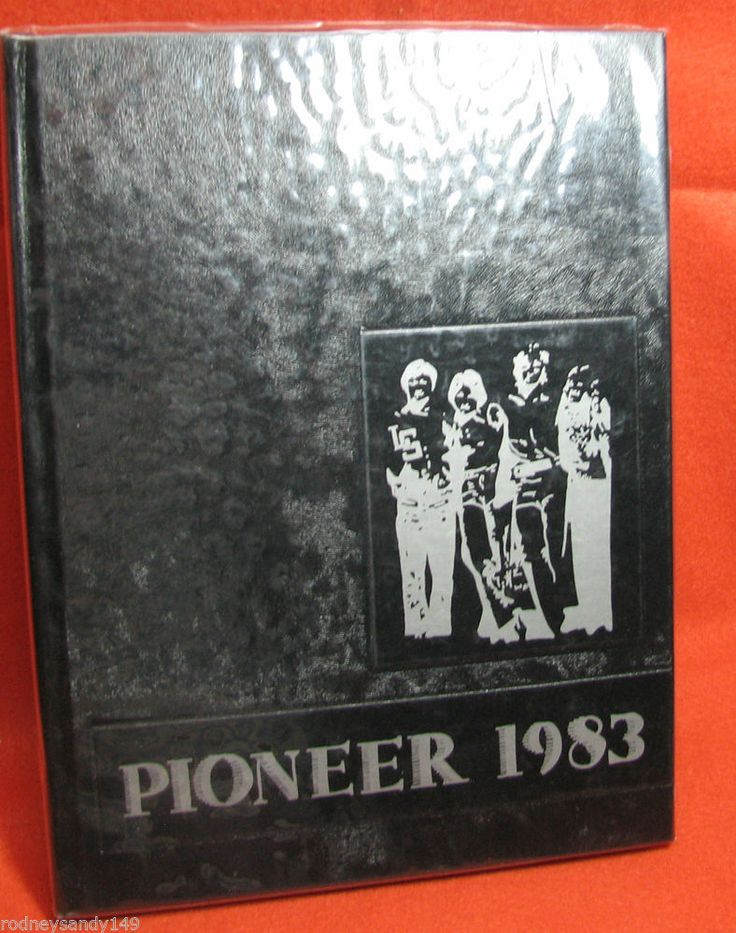1983 Pioneer Lampeter - Strasburg High School Lampeter Pennsylvania Year Book