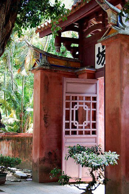 Confucian Temple in Taiwan