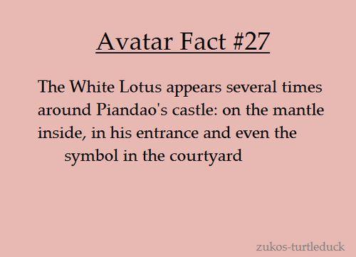 (18) avatar fact | Tumblr