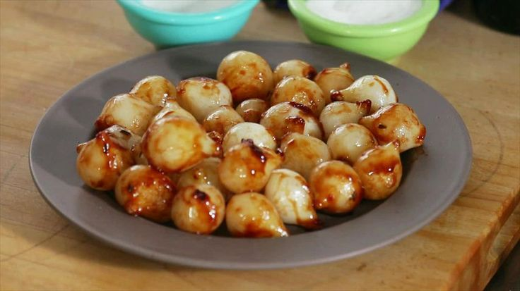 Ginger Mustard Glaze  2 cloves garlic, crushed 2 tablespoons Dijon mustard 2 teaspoons ginger, minced 1 tablespoon soy sauce