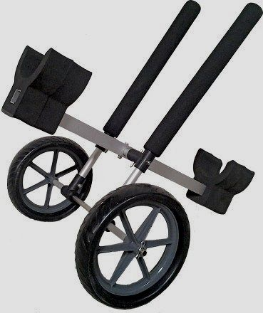 golf cart paddle panel rack