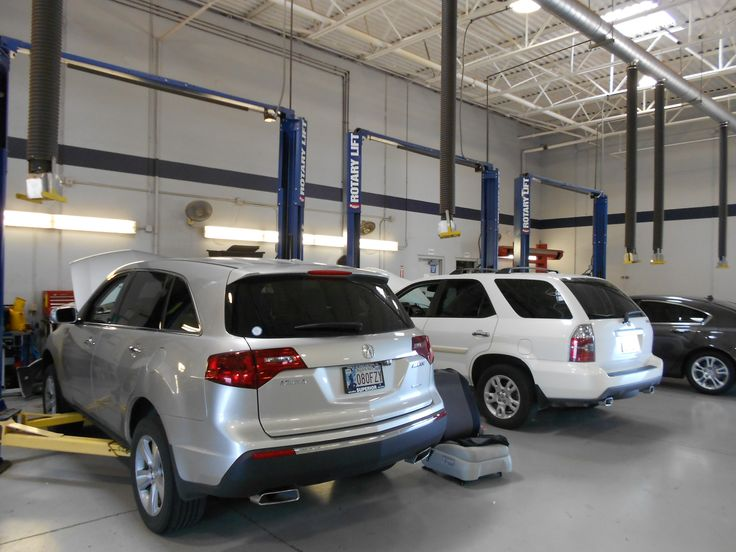 Does your car need service? Bob Howard Acura- Oklahoma