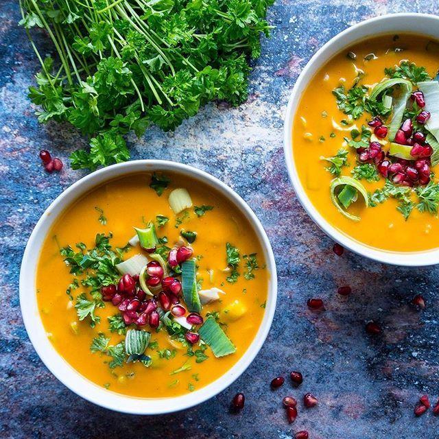 Mulligatawny suppe? Jeg savner indisk mad Her er en afhellip