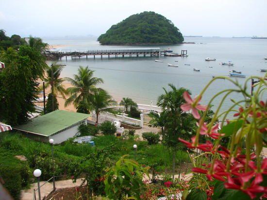 Isla Taboga in Ciudad de Panamá, Panamá