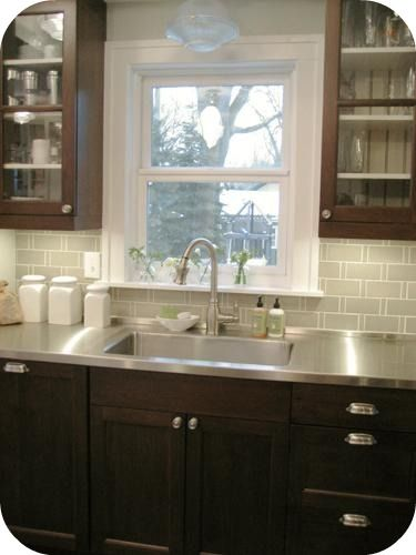 stainless kitchen cabinet 1000 images about kitchen backsplash ideas on 2466