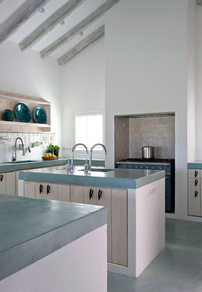 M s de 10 ideas incre bles sobre cocinas r sticas modernas for Cocina rustica moderna
