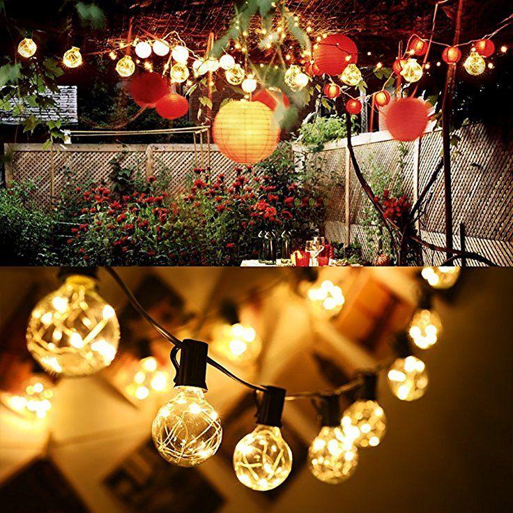 Beste Rote Weihnachtsbeleuchtung Mit Weißem Draht Fotos - Der ...