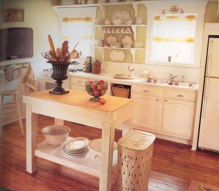 Creative Tips of Small Kitchen Ideas to Smarten Your Home