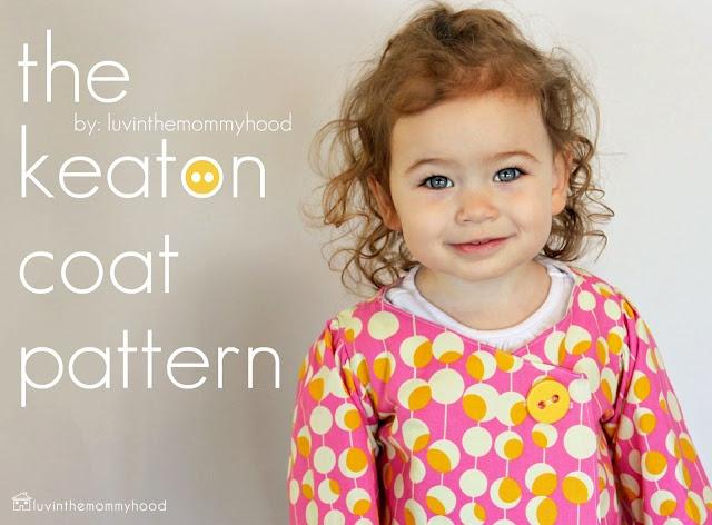 The Keaton Coat PatternLittle Girls, Sewing Projects, Free Pattern, Sewing Pattern, Kids Fashion, Coat Patterns, Keaton Coats, Kids Clothing, Coats Pattern