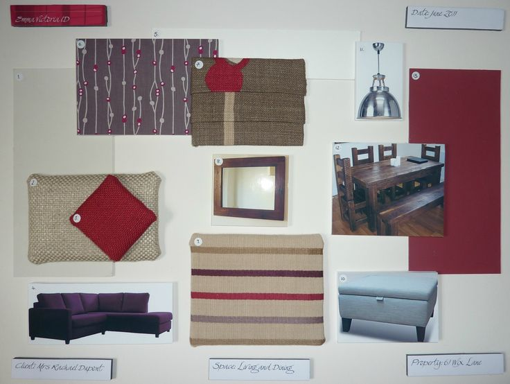 24 Best Images About Types Of Sample Boards On Pinterest