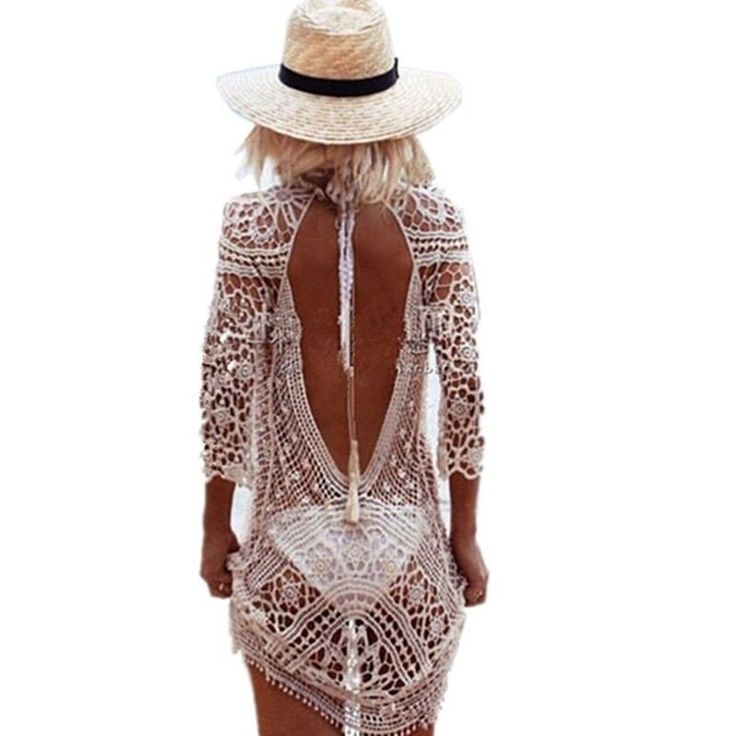 Dress Swimsuit Cover Up