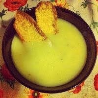 Zuppa patate e porri from Dublin